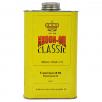 Kroon-Oil Transmissieolie Classic Gear EP 90 KROON-OIL CLASSIC GEAR EP90 1LITER