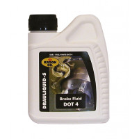 Kroon-Oil Remvloeistof Drauliquid S DOT 4 500ml KROON-OIL DRAULIQUID S DOT 4 500ML