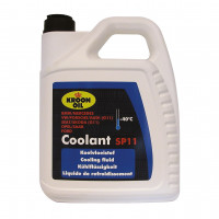 Kroon-Oil Koelvloeistof Coolant SP11 5L KROON-OIL COOLANT SP11 5 LITER
