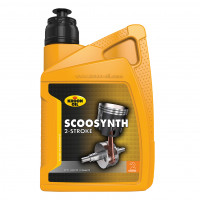 Kroon-Oil Scooterolie Scoosynth 2-takt KROON-OIL SCOOSYNTH 2 TAKT 1LITER