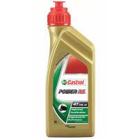 Castrol Motorolie Power RS 4T 10W-40 CASTROL POWER RS 4T 10W-40 1LITER