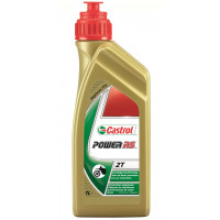 Castrol Scooter Motorolie Power RS 2T CASTROL POWER RS 2T 1LITER