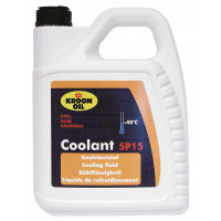 Kroon-Oil Koelvloeistof Coolant SP15 5L KROON-OIL COOLANT SP15  5 LITER