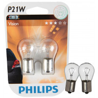 Philips Autolamp P21W Vision LAMP PH VISION P21W