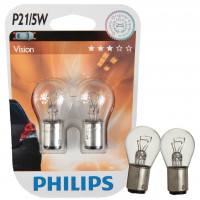 Philips Autolamp P21/5W Vision LAMP PH VISION P21/5W
