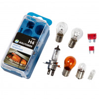 Halfords Autolampenset H4 H007 KOPLAMP H4 SET (HB007)