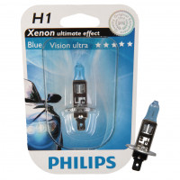 Philips Autolamp Bluevision H1 LAMP PH BLUE VIS H1