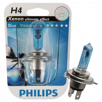 Philips Autolamp Bluevision H4 LAMP PH BLUE VIS H4