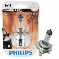 Philips Autolamp Vision H4 LAMP PH VISION H4
