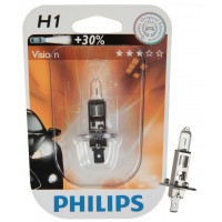 Philips Autolamp Vision H1 LAMP PH VISION H1