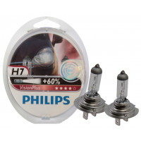 Philips Autolampen Visionplus H7 LAMP PH VISION PLUS H7 SET