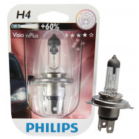 Philips Autolamp Visionplus H4 LAMP PH VISION PLUS H4