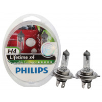 Philips Lampenset Ecovision H4 LAMP PH LONGLIFE ECOVISION H4 SET