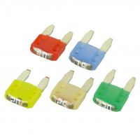 Littelfuse Mini Steekzekering Smart Glow Assorti ZEKERING LF MINI SMARTGLOW
