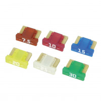 Littelfuse Mini Steekzekering Low Profile Assorti ZEKERING LF MINI LP ASSORTI