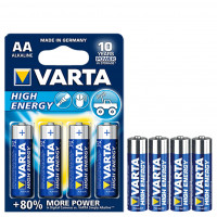 Varta Batterijen High Energy AA VARTA HIGH ENERGY AA