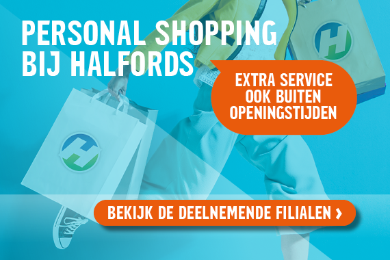 Personal shopping banner